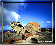 Remarkable Rocks, Kangaroo Island - Click for a larger  Image